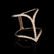 .51ct Diamond 18k Rose Gold Ring