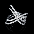 .71ct Diamond 18k White Gold Ring