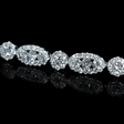 3.27ct Diamond 18k White Gold Bracelet