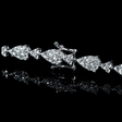 3.57ct Diamond 18k White Gold Bracelet