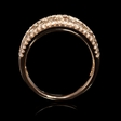 2.06ct Diamond 18k Rose Gold Ring