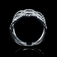 .68ct Diamond 18k White Gold Ring