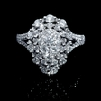 1.71ct Diamond 18k White Gold Ring
