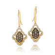 .86Le Vian Chocolatier Diamond 14k Honey Gold Earrings
