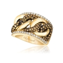 Le Vian Chocolatier Diamond 14k Honey Gold Ring