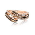 Le Vian Chocolatier Diamond 14k Strawberry Gold Ring