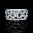 1.69ct Diamond 18k White Gold Ring