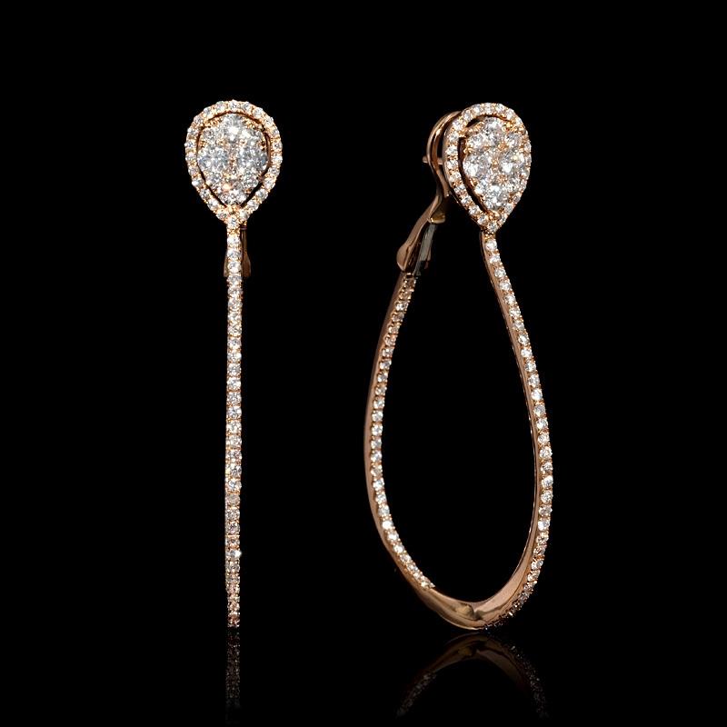 150ct Diamond 18k Rose Gold Hoop Earrings. Impressive Medallion. Caduceus Medallion. Coin Pendant Medallion. Chambelanes Medallion. Flat Medallion. Mat Medallion. Men Medallion. Loki Medallion