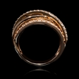 1.05ct LeVian 14K Rose Gold Ring