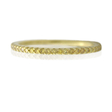 .37ct Diamond 18k Yellow Gold Eternity Ring