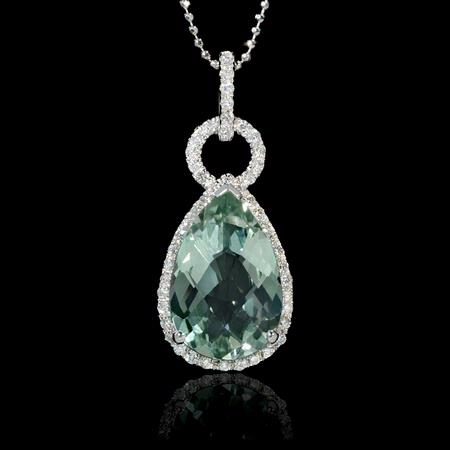necklaces amethyst pendants pend and green pendant products leddel