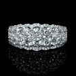 2.28ct Diamond 18k White Gold Ring