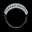 2.21ct Diamond 18k White Gold Ring