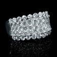 1.62ct Diamond 18k White Gold Ring