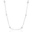 .26ct Diamond Chain 14k White Gold Necklace