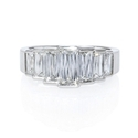 Christopher Designs Diamond Platinum Wedding Band Ring