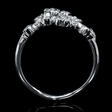 .35ct Diamond 18k White Gold Ring