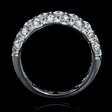 .81ct Diamond 18k White Gold Ring