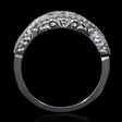 .54ct Diamond 14k White Gold Ring