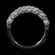 .74ct Diamond 14k White Gold Ring