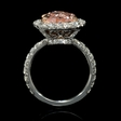 2.01cts GIA Certified Diamond Platinum Ring