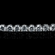 5.76cts Diamond 18k White Gold Bracelet