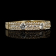 .69ct Diamond 18k Yellow Gold Ring