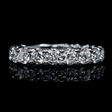 2.68cts Diamond 18k White Gold Ring