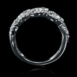 1.30cts Diamond 18k White Gold Ring