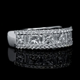 2.15cts Diamond 14k White Gold Ring