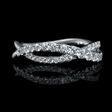 .50ct Diamond 18k White Gold Ring