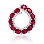 Diamond-and-Ruby-18k-White-Gold-Pendant