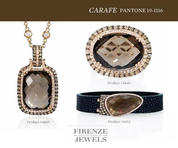 Pantone Carafe 19-1116