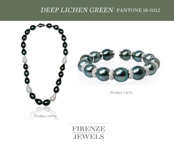 Pantone Deep Lichen Green 18-0312