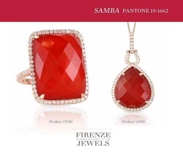 Pantone Samba 19-1662