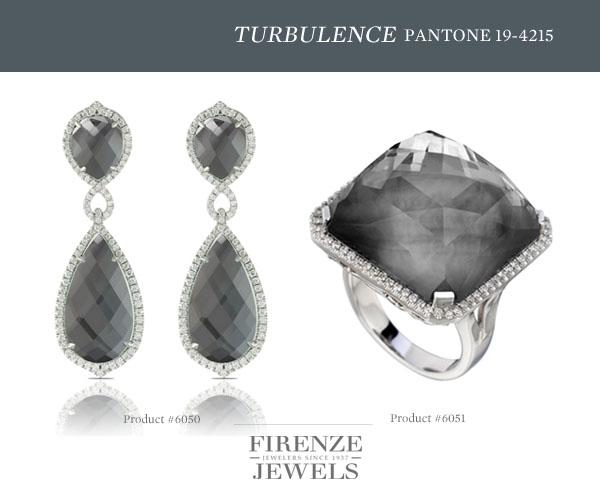 Pantone Turbulence 19-4215