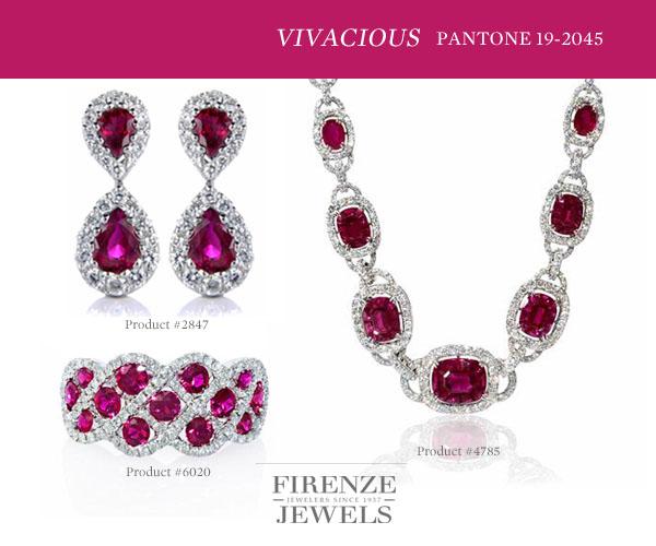Pantone Vivacious 19-2045
