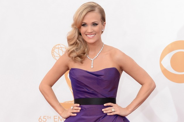 2013 Emmys Carrie Underwood Necklace