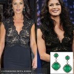 Catherine Zeta Jones Doves Jewelry