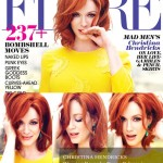 Christina Hendricks Doves Jewelry