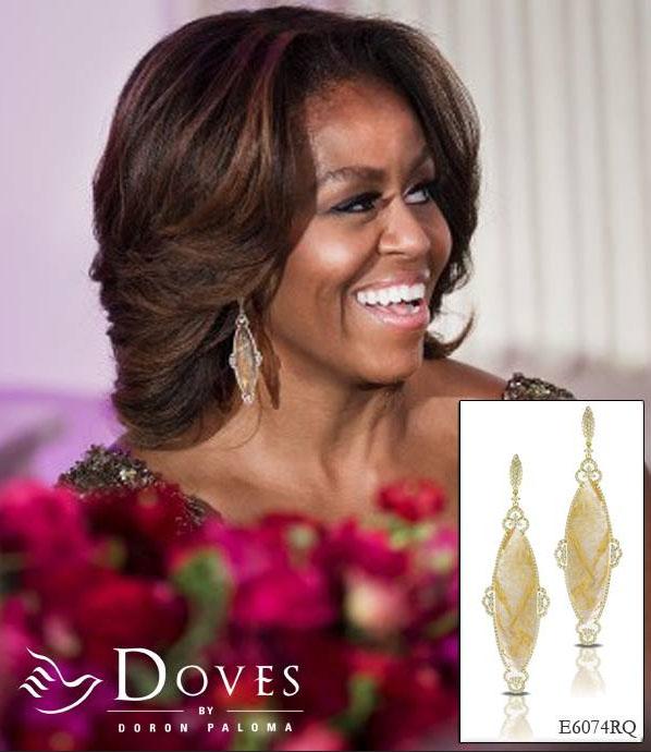LA PALOMA DE LA PAZ - Página 3 Michelle-obama-doves