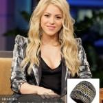 Shakira Doves Jewelry