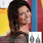 Shania Twain Doves Jewelry