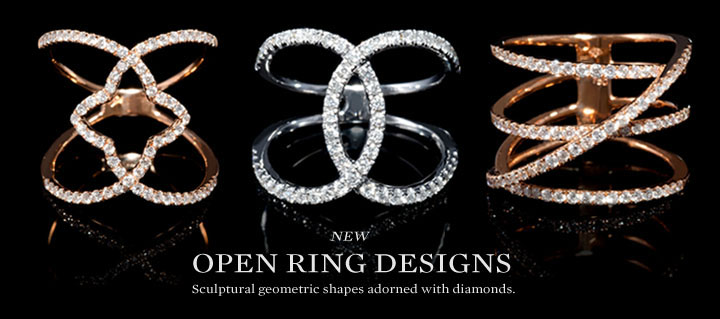 Open Ring Designs
