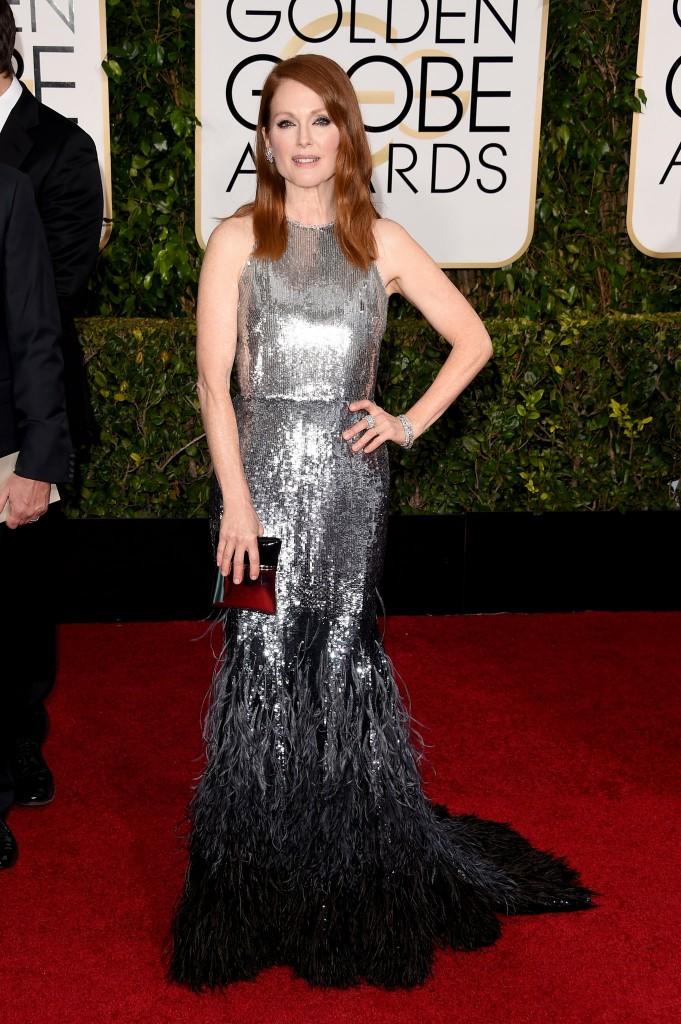 Julianne Moore  Golden Globes 2015