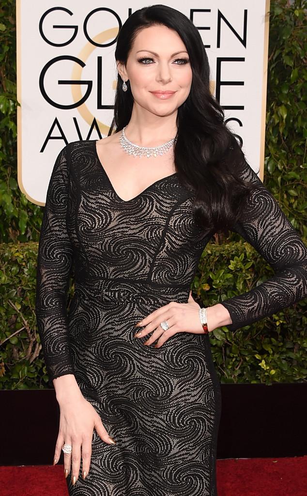 Laura Prepton Golden Globes 2015