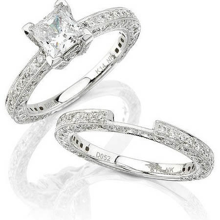 platinum wedding ring sets ideas - Platinum Wedding Ring Sets